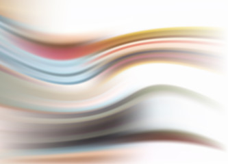 Abstract modern wavy flowing background vector elegant wave eps1