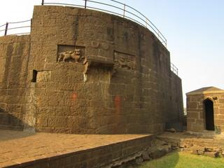 Portion of Fort, Bijapur Karnataka, India