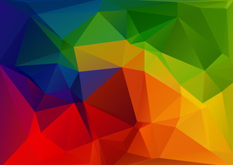 colored bright background