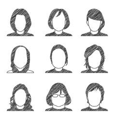 9 Frauen, Frontansicht
