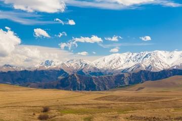 Mountain day Armenia