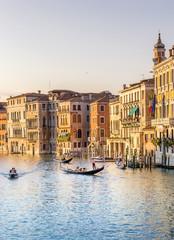 Venetian Grand Canal scene, Italy