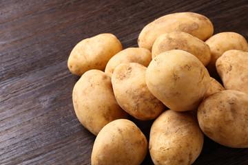 じゃがいも、potatoes