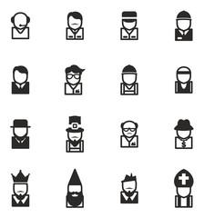 Avatar Icons Set 4
