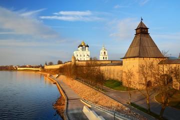 Kremlin in Pskov, Russia