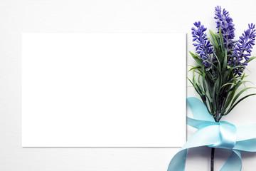 Lavender Spring Mockup.