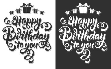 search photos birthday lettering