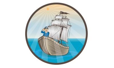 Captain Ship