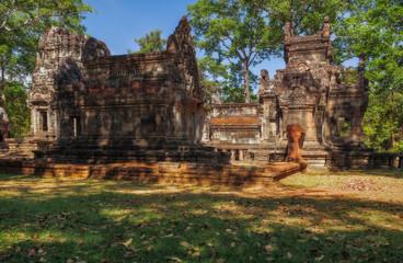 SIEM REAP, CAMBODIA. Chau Say Tevoda Temple