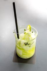 Ice Lemon Frappe