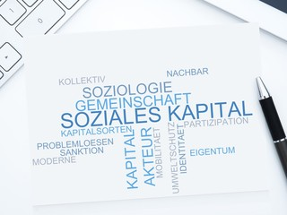 Soziales Kapital