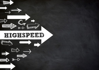 Highspeed - direction