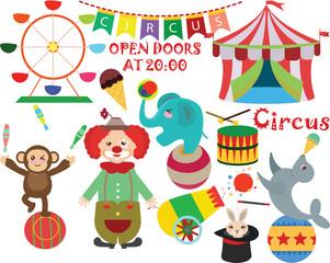 Clown Circus v3 -fo166