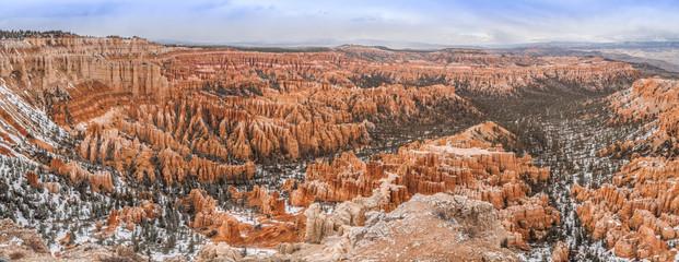 Deurstickers Canyon Bryce Canyon National Park, Utah