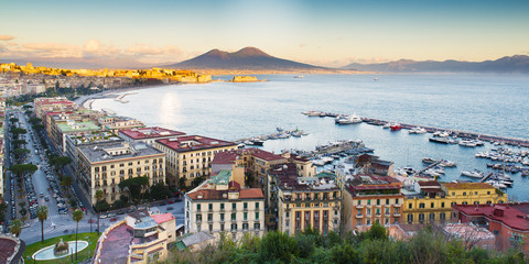 Photo sur Plexiglas Naples naples gulf