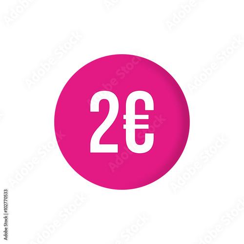 etiquette foire 2 euros fichier vectoriel libre de droits sur la banque d 39 images fotolia. Black Bedroom Furniture Sets. Home Design Ideas