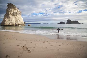 Cathedral Cove Coromandel Neuseeland