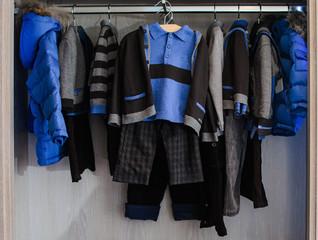 Children clothing store