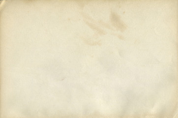 Old paper texture, vintage background suitable for Photoshop blending purposes.