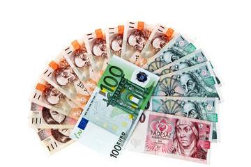 umrechnung euro tschechische kronen 2021