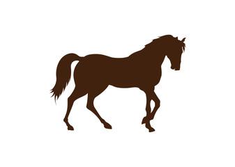 イラスト素材「馬」