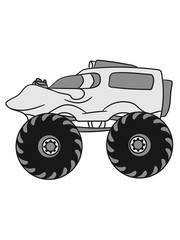 small monster truck