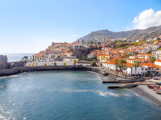 Funchal in Madeira Fototapete