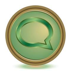 emerald color icon