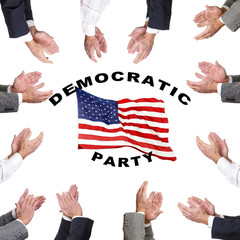 Handshake for Election day