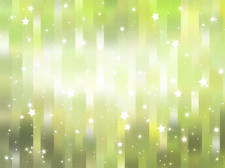 abstract shiny green background