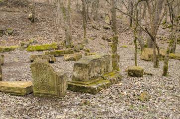 ancient Muslim cemetery