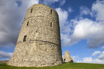 Hadleigh Castle in Essex