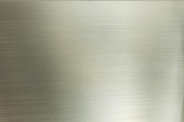 shiny metal surface close up