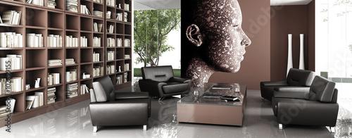 Wohnzimmer in gestaltung stockfotos und lizenzfreie - Gestaltung wohnzimmer ...