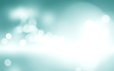 light blue bokeh background blurred sky design, cloudy white pai