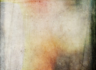 Elaborate vintage canvas paper texture for natural or artisan backgrounds
