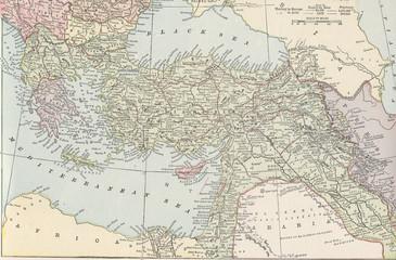Turkish Empire vintage