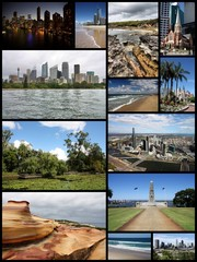 Australia - travel places postcard
