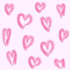 Heart Background Vector EPS10, Great for any use.
