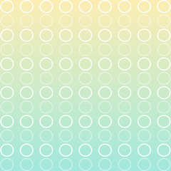 Circle yellow tone Background Vector EPS10, Great for any use.