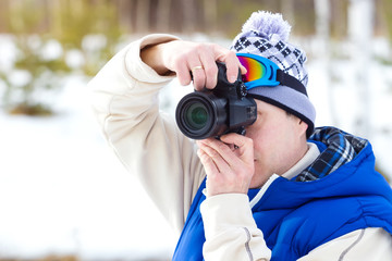 Winter sports Photographer