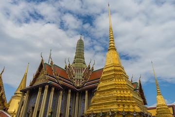 Wat Phra Kaew, Templae of the Emerald Buddha