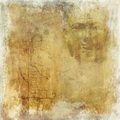 Grunge antique Egypt background