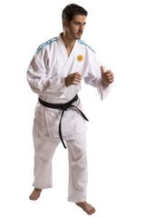 Argentine judo fighter