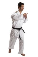 Italian judo fighter