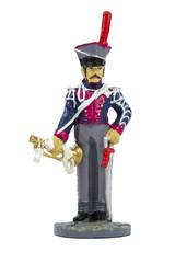 Трубач Литовского уланского полка. 1812 год.
