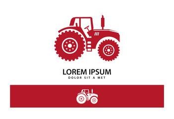 Tractor Logo Vector