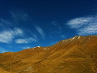 Mountain day autumn