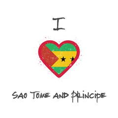 I love Sao Tome and Principe t-shirt design. Sao Tome and Princi