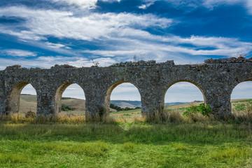 Aquädukt in Italien